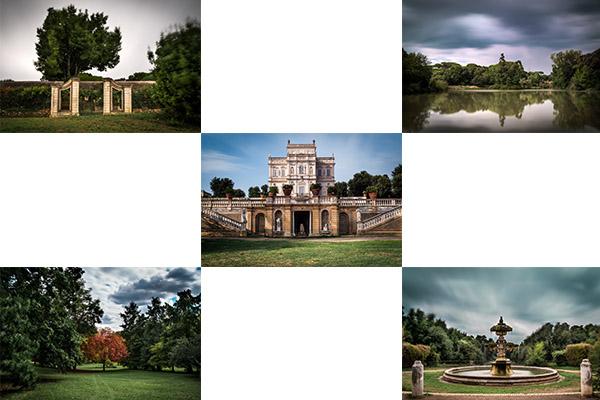 Villa Pamphili 40 anni dopo